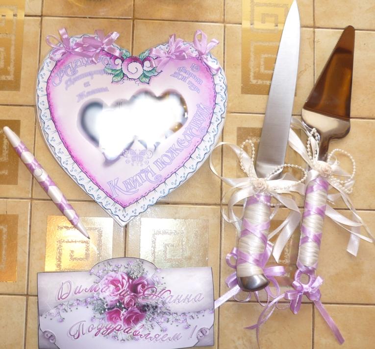 Свадебные торты с поздравлениями