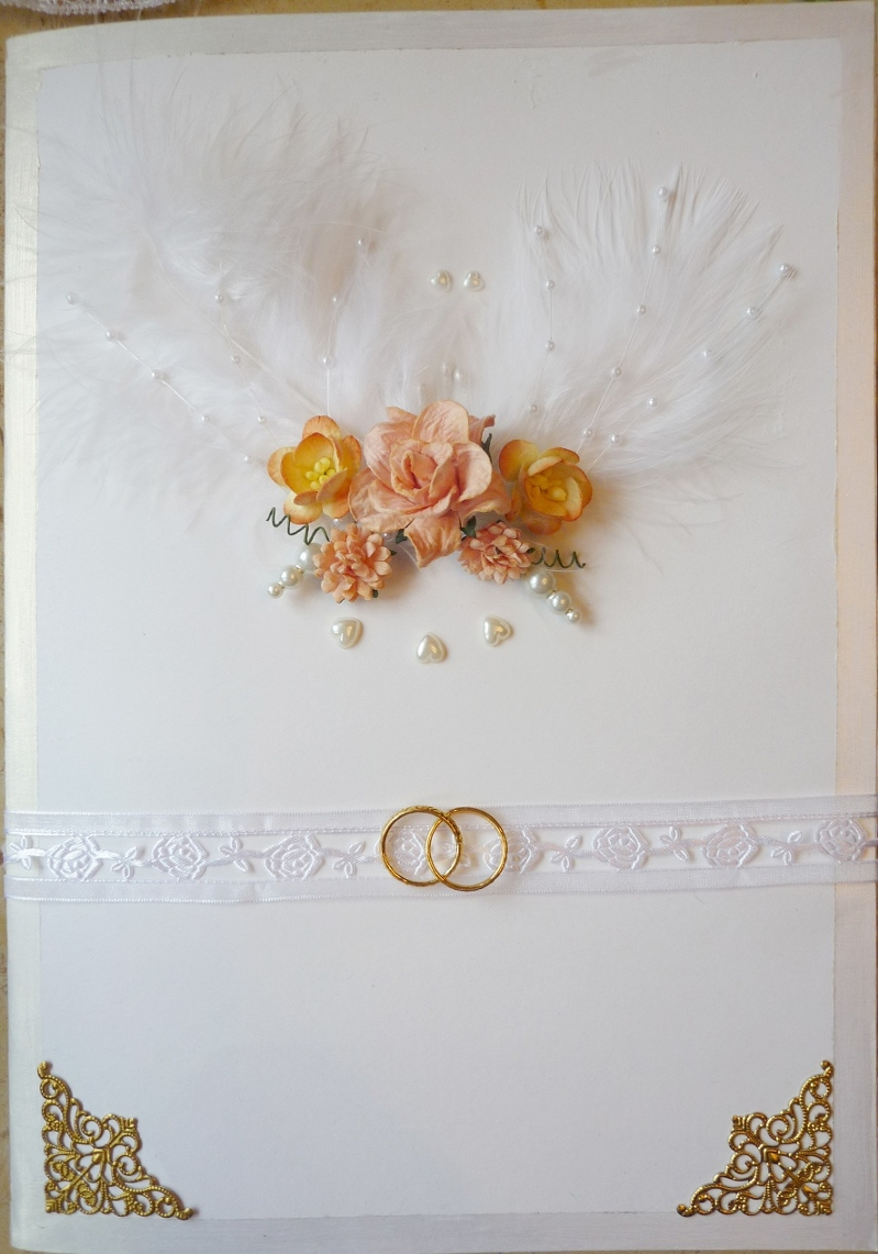 Папка для свидетельство о браке своими руками